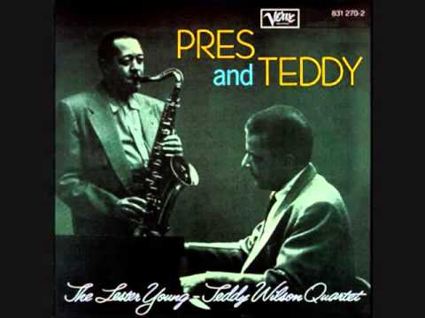 The Lester Young & Teddy Wilson Quartet (Usa, 1959) - Press and Teddy