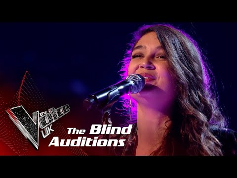 Lauren Performs 'Lean On': Blind Auditions | The Voice UK 2018