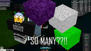 SO MANY RARES?! - Roblox: The Quarry [Gameplay Timelapse]