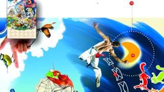 видео Стерео варио Екатеринбург: календари, открытки, магниты