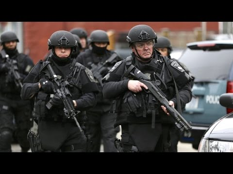 Oscar Security Makes Hollywood a 'Military State'
