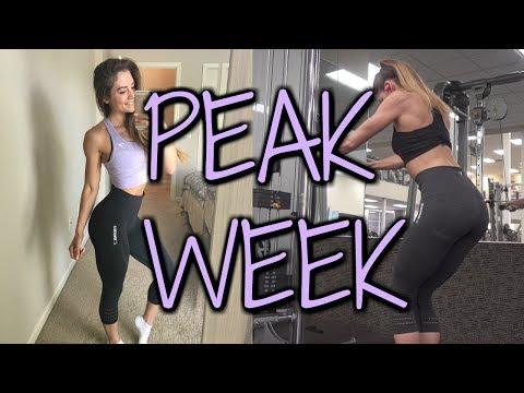 PEAK WEEK! What Changes?   SHRED #33