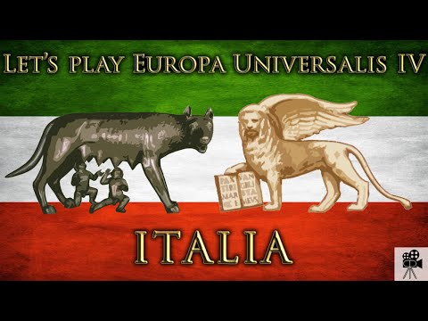 Let's play Europa Universalis IV: Conquest of Paradise - Venezia/Italia - Episodio 109 - ITA