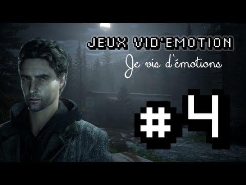 Jeux Vid'émotion - Ep4 : Alan Wake - PuNkY