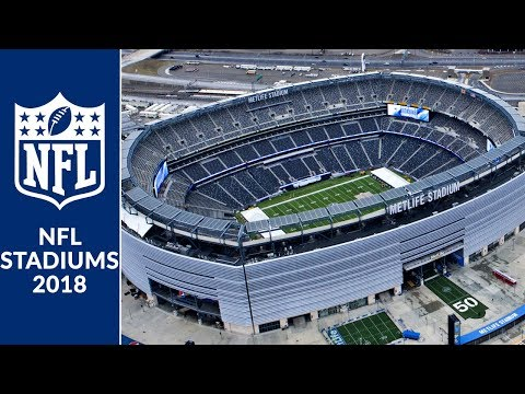 NFL Stadiums 2018