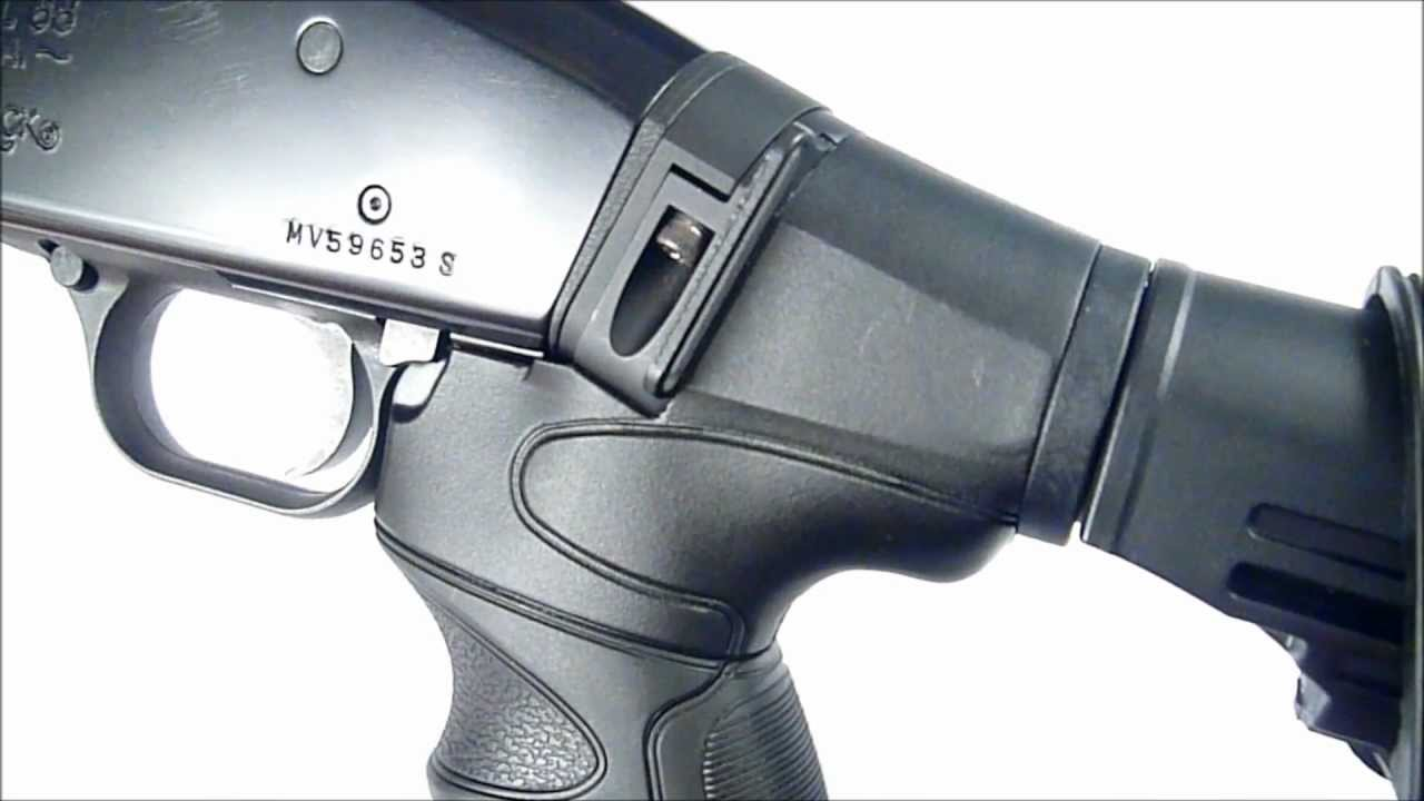 Mossberg serial number location