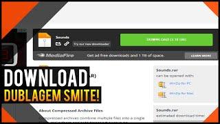 Como colocar o SMITE em PT-BR (Download) Atualizado!