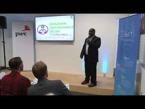 CATAPULT: Inclusion Africa Pitch Session - Four One Financial Services
