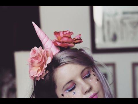 DIY: How to make a unicorn horn headpiece
