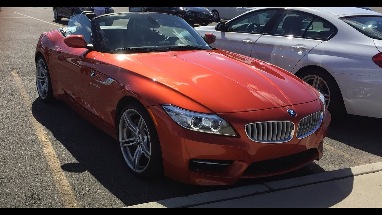Bmw Z4 35is Dkg Quick Drive Acceleration Exhaust 0 60