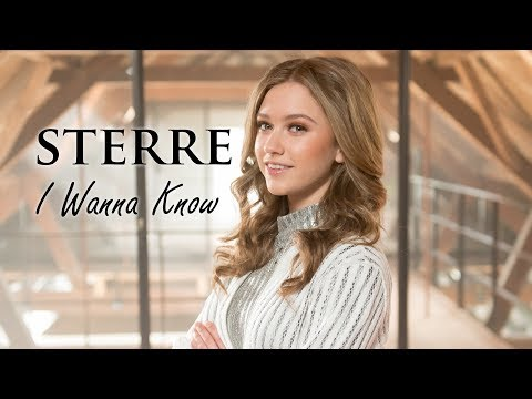 STERRE KONING - I WANNA KNOW