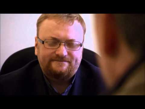 Homosexuality in Russia - STEPHEN FRY vs VITALY MILONOV - (part 2 of 2)