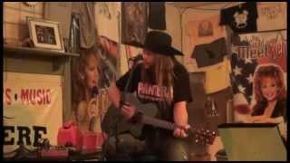 "CHARLIE BONNET III - ""Hillbilly Rock Star"" CB3 live 1/10/15 Belvidere, TN"