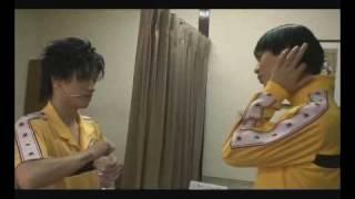 I cut from a full backstage of Final Rikkai First match. It's a par...