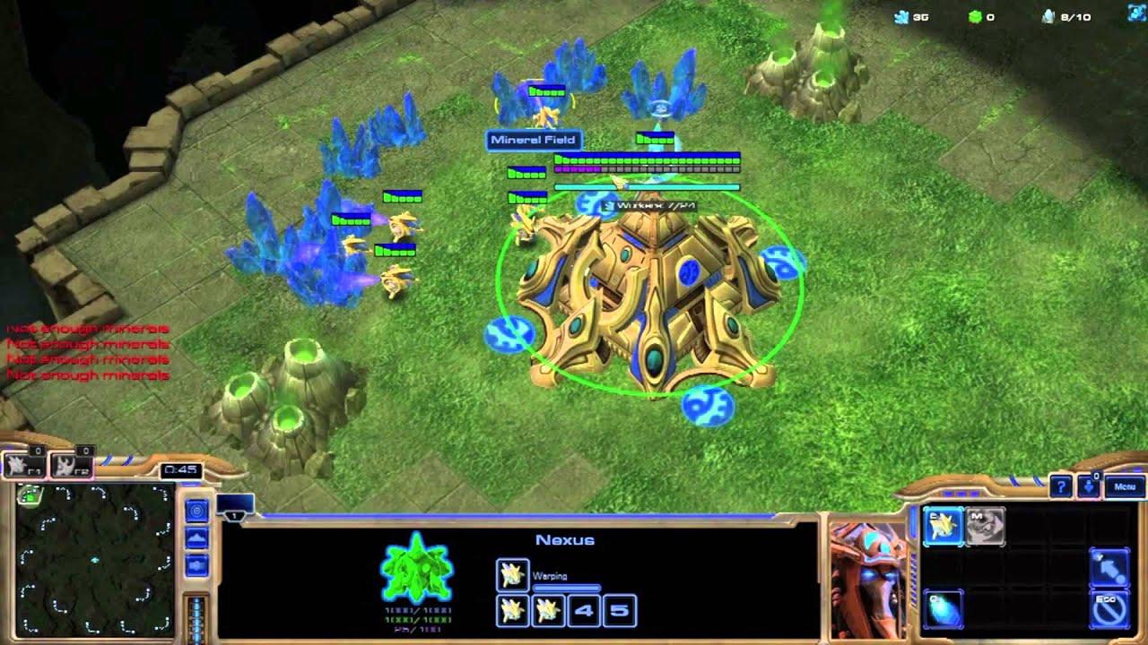 Multiplayer map hack starcraft
