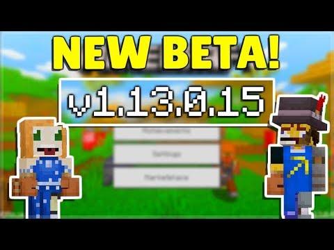 mcpe-1.13.0.15-beta-new-custom-skin-editor-released-&-minecraft-pocket-edition-changes!