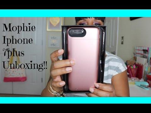 Iphone 7plus Mophie Case📲
