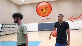 TYTHEGUY TRIED TO FIGHT DDG AFTER THIS  2 VS 2!! *VERY INTENSE GAME*