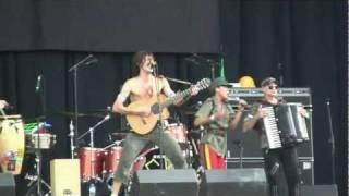 "Gogol Bordello- ""Break the Spell"" (HD) Live in Chicago on August 8, 2010"