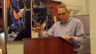 Auhor Ed Protzel reads from HONOR AMONG OUTCASTS