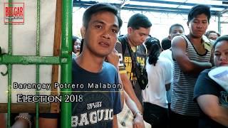 Barangay Potrero Malabon (Election 2018)