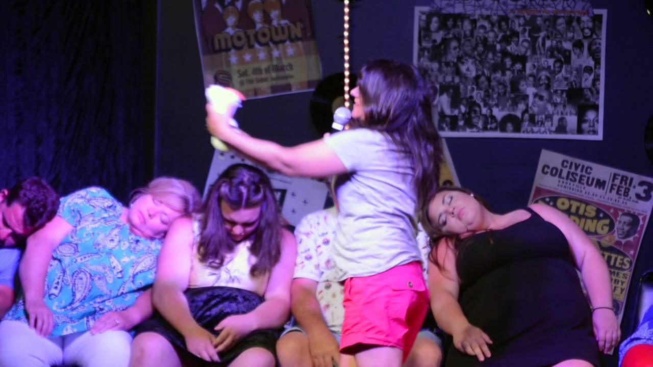 Hypnosis Comedy Show At Gts Theatre