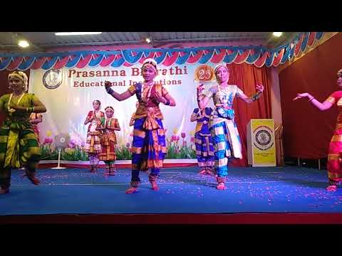 My daughter classical dance