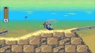 Walkthrough FR l Megaman X2 l Amélioration : Jambes