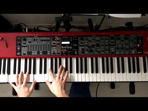 Tomáš Buranovský | Lúč (piano tutorial) by Orike