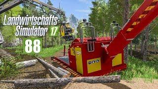 LS17 Forst #88 - Automatische Hackschnitzelförderungl! I LANDWIRTSCHAFTS-SIMULATOR 17