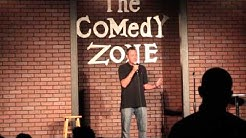 Matt at Comedy Zone jacksonville