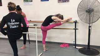 La Boheme Tuesday Nights Classes with Ballet Barre!!!