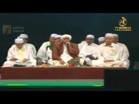 Habib Syech: Mahabbatur Rasul Kedah Berselelawat 2014