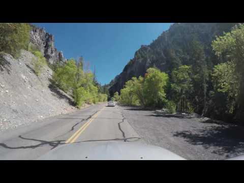 Alpine Loop Utah Sept. 2016--part 1