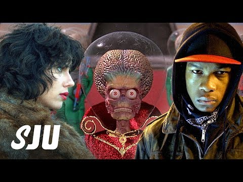 8 Movies About UFOs & Aliens You Need to See | SJU