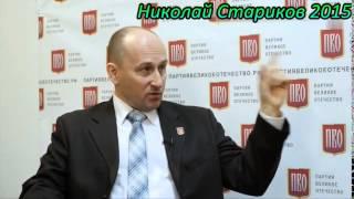 Николай Стариков   Мировая война неизбежна Терроризм  это миф Война на Украине