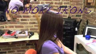 Brazilian Keratin Treatment by Jimmy @ DELACQUA SALON & SPA