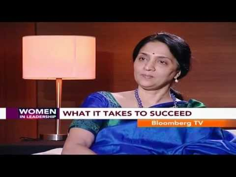Women In Leadership- Few Takers For New Challenges: Chitra Ramakrishna