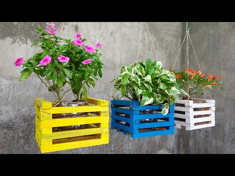 good-ideas-|-diy-wooden-planter-box-hanging-for-small-garden-|-easy-diy-project