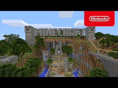 Minecraft: Nintendo Switch Edition ローンチ トレーラー