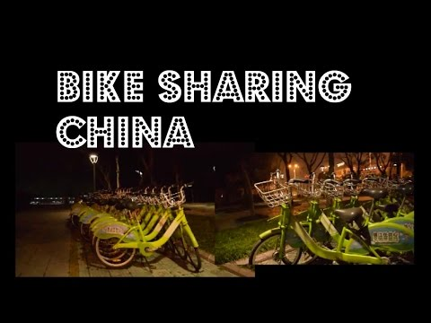BIKE Sharing in China!