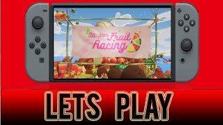 All Star Fruit Racing - Nintendo Switch (Trailer)
