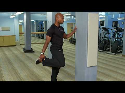 How to stretch after running