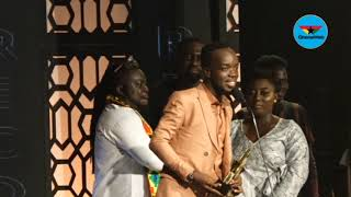 2019 VGMAs: Akwaboah's 'Hye Me Bo' wins Record of the Year