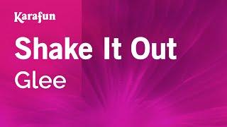 Karaoke Shake It Out - Glee *