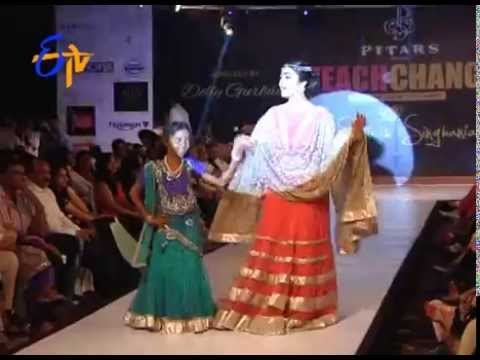 Teach For Change - A Fashion Show In Hyderabad Attracts EveryOne