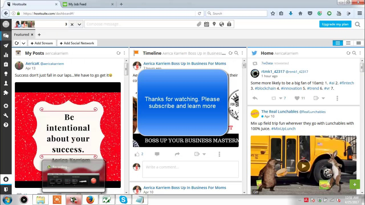 How to schedule posts in hootsuite facebook instagram twitter how to schedule posts in hootsuite facebook instagram twitter youtube linkedin google ccuart Choice Image