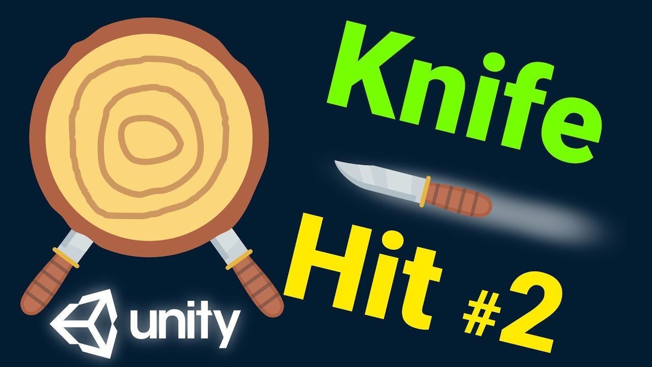 Make a Knife Hit Replica in Unity (#2 / 2) – Reso Coder