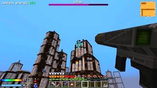 Minecraft - Crash Landing #28: Fight Club