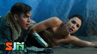 New Wonder Woman Footage Shows Warrior With A Heart Of Gold